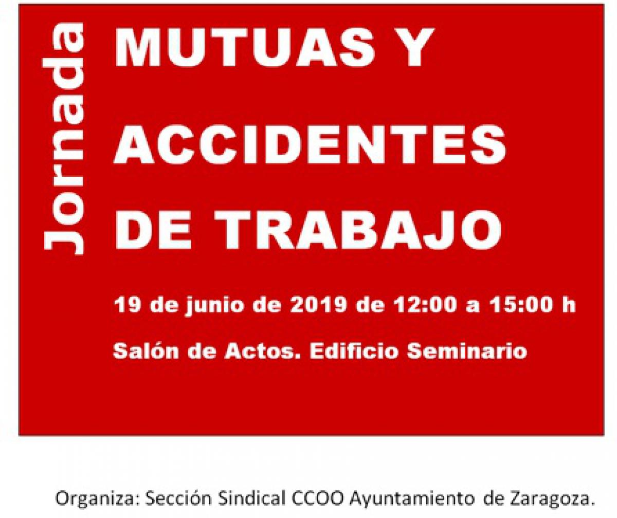 Jornada: Mutuas y Accidentes de Trabajo